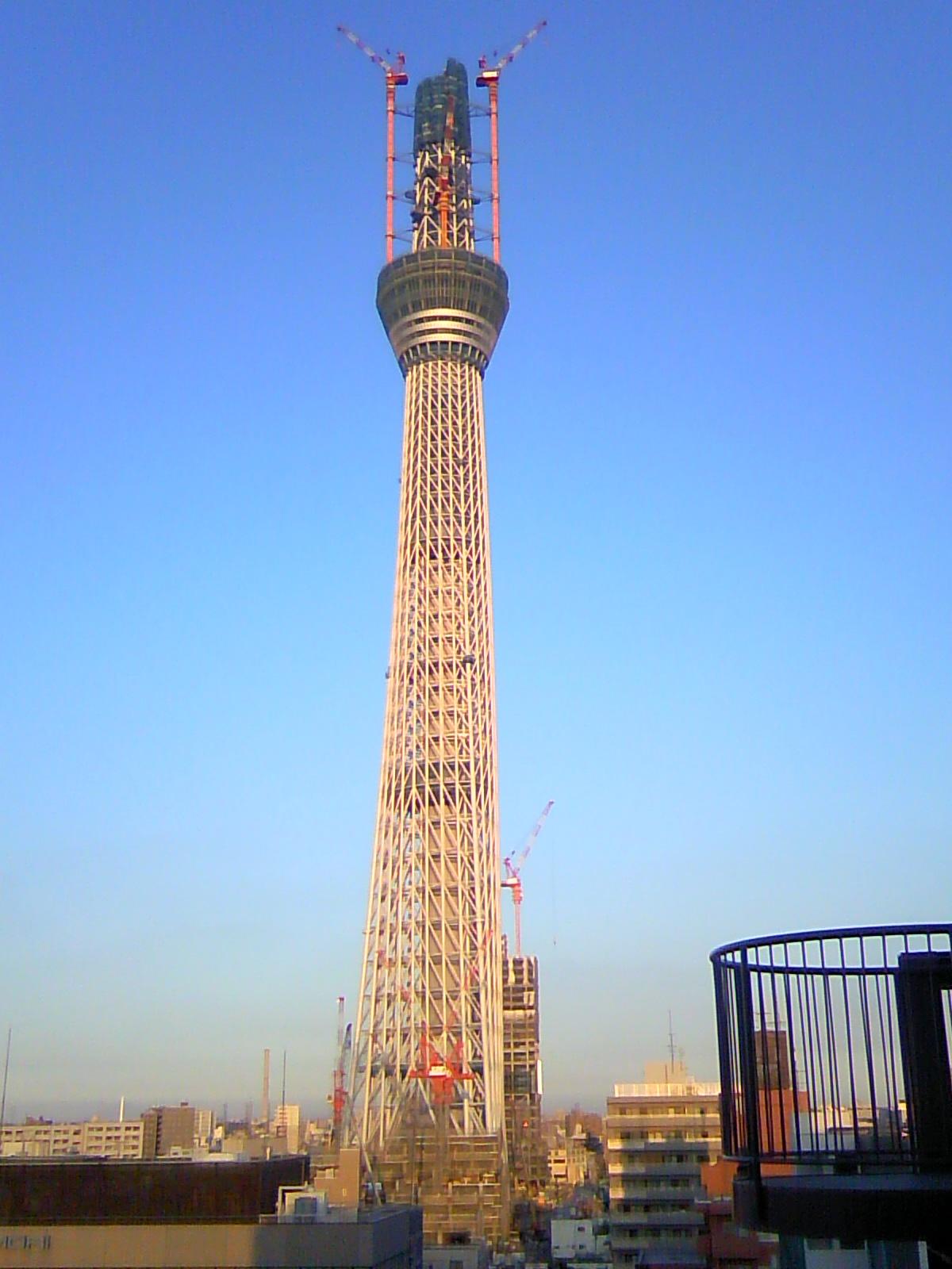 新東京タワー 撮影者:関東の内科医師